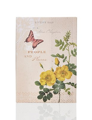 Vintage Style Address & Special Events Book, , catlanding