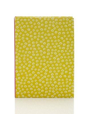 Fresh Floral A6 Notebook, , catlanding