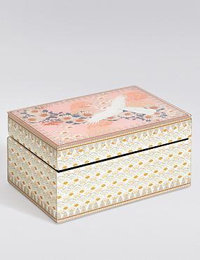 Heron Trinket Box, , catlanding