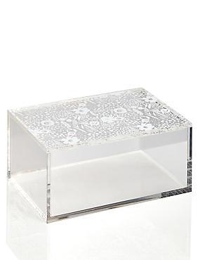 Loft Acrylic Trinket Box, , catlanding