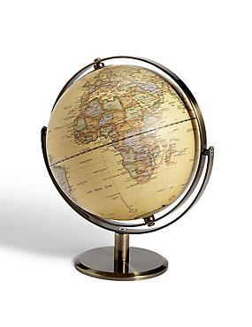 Kleiner Globus, , catlanding