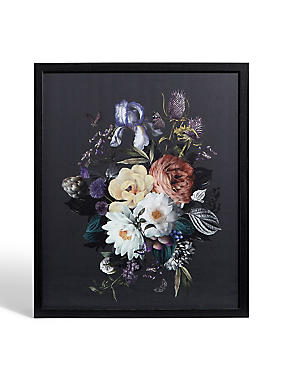 Gothic Bouquet Wall Art, , catlanding
