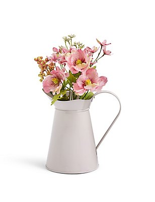 Poppy And Berry Jug, , catlanding