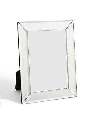 Mirrored Frame 13 x 18 cm (5 x 7inch), , catlanding