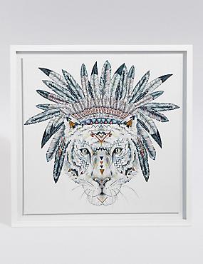 Sketch Tiger Wall Art, , catlanding