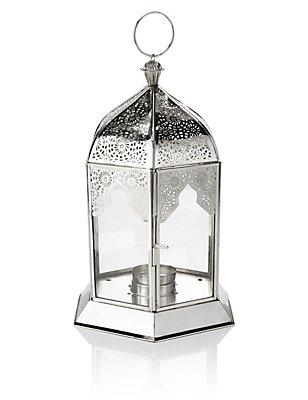 Medium Carrie Ornate Lantern, , catlanding