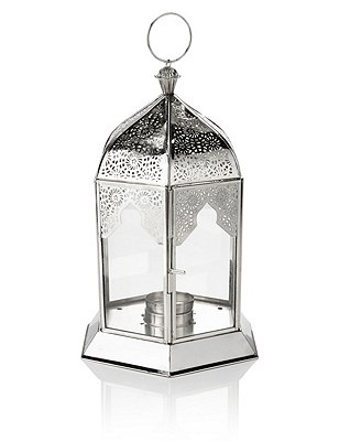 Medium Carrie Ornate Lantern, , catlanding