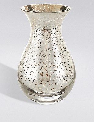Classic Bouquet Vase, SILVER MIX, catlanding