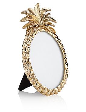 Pineapple Photo Frame 3.5 x 5cm (1.4 x 2inch), , catlanding