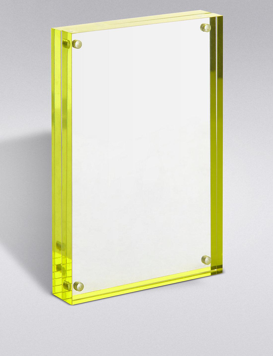 Acrylic photo frame 10 x 15cm 4 x 6inch ms acrylic photo frame 10 x 15cm 4 x 6inch jeuxipadfo Image collections