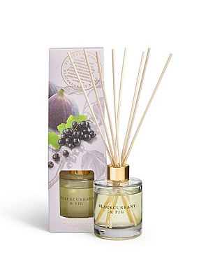 Blackcurrant & Fig 100Ml Diffuser, , catlanding