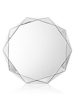 Conran Polygon Mirror, , catlanding