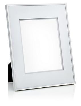 Essential Metal 8X10 Frame, SILVER, catlanding