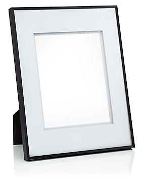 Essential Metal 8X10 Frame, BLACK, catlanding