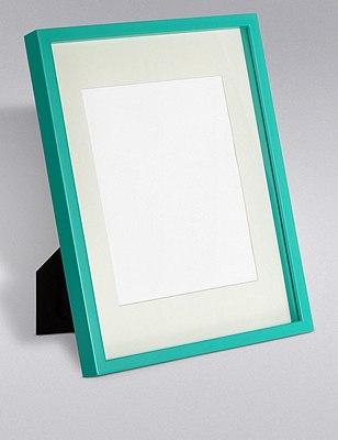 Essential Photo Frame 20 x 25cm (8 x 10''), BLUE, catlanding