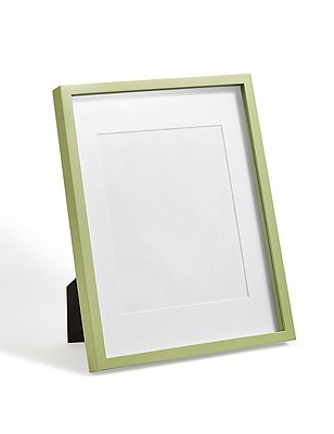 Essential 8X10 Photo Frame, GREEN, catlanding