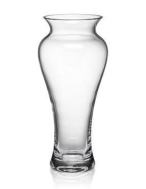 Glazen boeketvaas, , catlanding