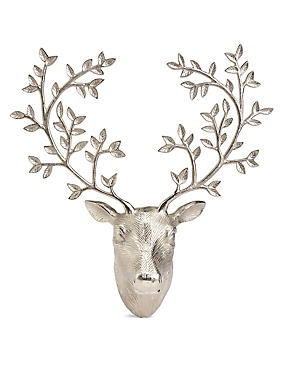 Willow Deer Head, , catlanding