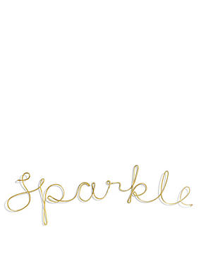 Sparkle Wall Art, , catlanding