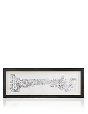 Catherine Stephenson– Paysage de Venise, , catlanding