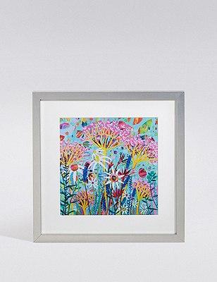 Full Bloom Wall Art, , catlanding