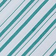 4 Basket Weave Tea Towels, TEAL, swatch