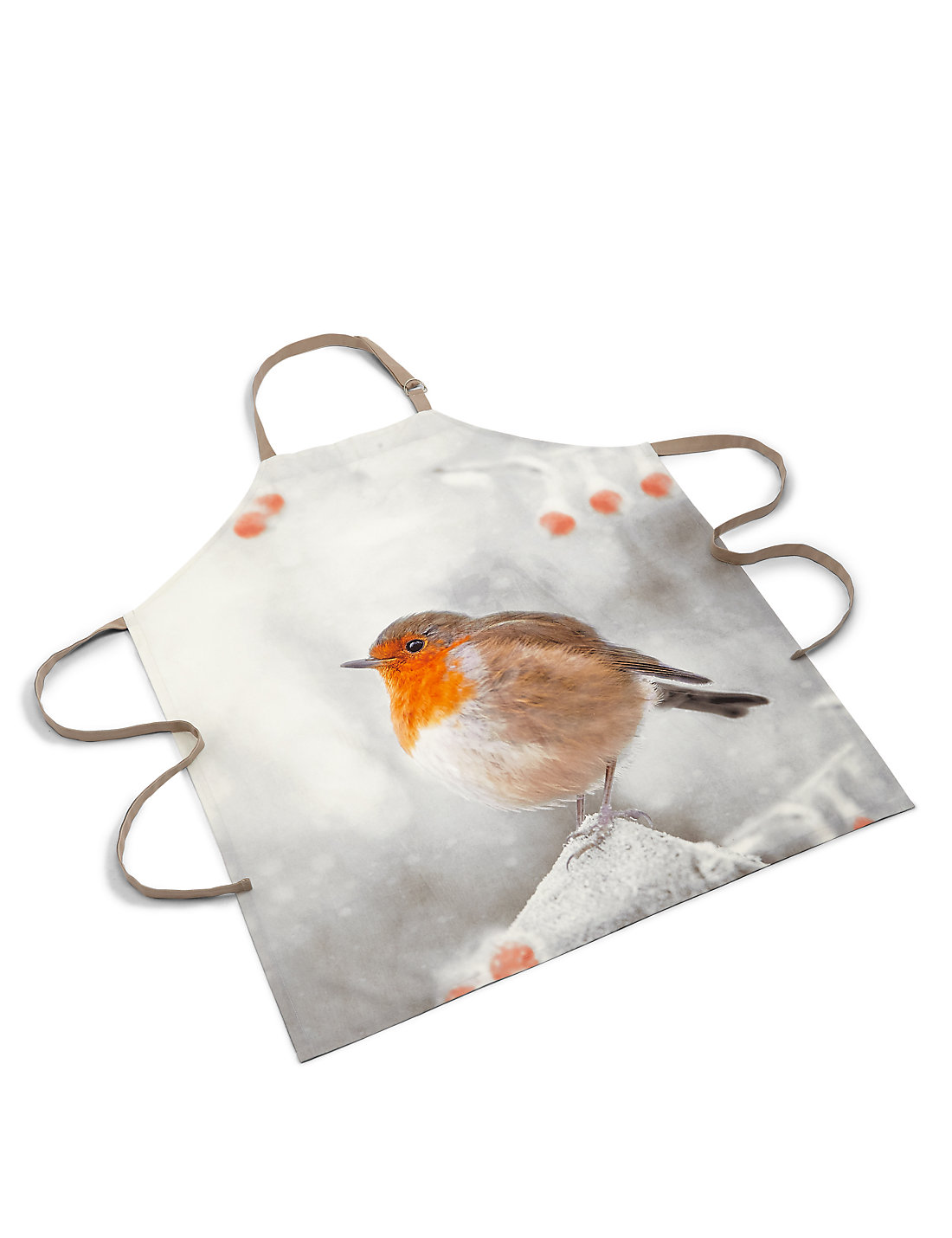 White apron marks and spencer - Apron Robin