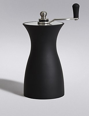 Soft Touch Single Mill, BLACK, catlanding
