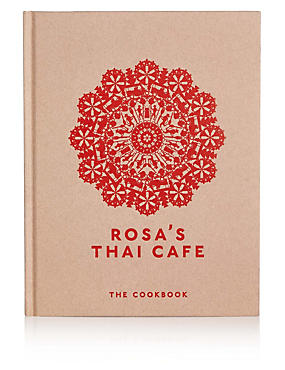 Rosa Thai Cafe Cookbook