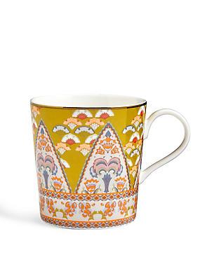 Ophelia Yellow Mug, , catlanding