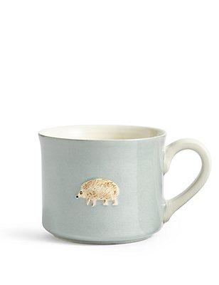 Embossed Hedgehog Mug, , catlanding