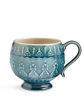 Nordic Blue Mug, , catlanding