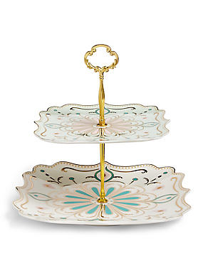 Hollywood Deco Cake Stand, , catlanding