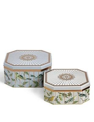 2 Pack Botanical Cake Tins, , catlanding