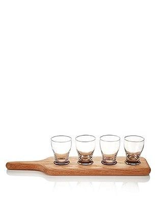 Wood & Glass Paddle Board, , catlanding