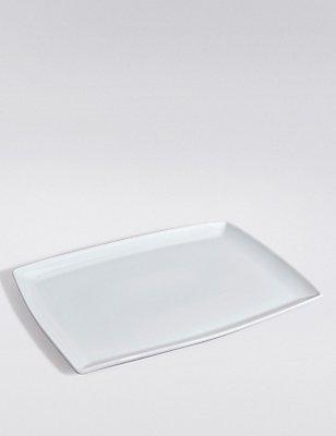 Maxim Large Rectangular Platter, , catlanding
