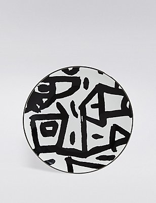 Sue Timney Graffiti Side Plate, , catlanding
