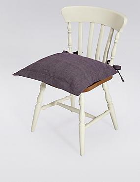 Plain Seat Pad, PLUM, catlanding