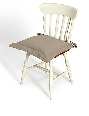 Plain Seat Pad, MOCHA, catlanding