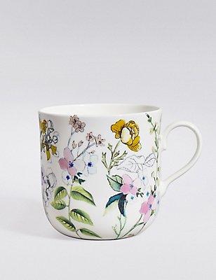 Spring Bloom Mug, , catlanding