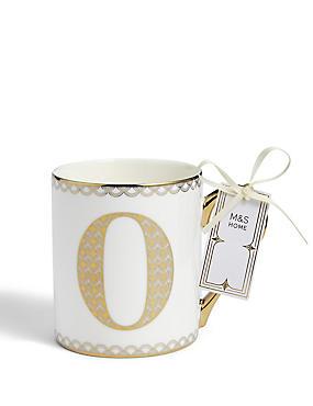 Gold Mug O, , catlanding