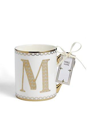 Gold Mug M, , catlanding