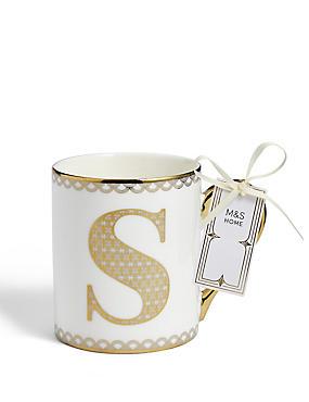 Gold Mug S, , catlanding