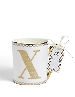 Gold Mug X, , catlanding
