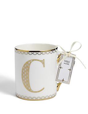 Gold Mug C, , catlanding