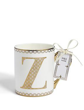 Gold Mug Z, , catlanding