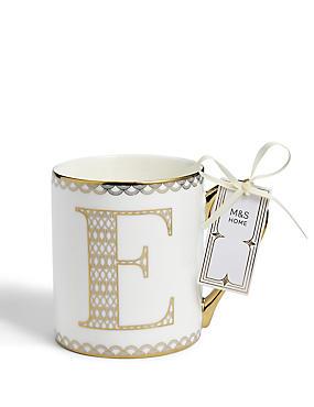 Gold Mug E, , catlanding