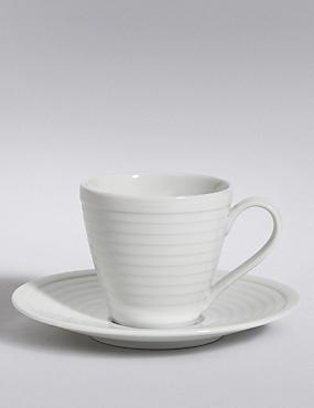 Madison Espresso Cup & Saucer, , catlanding
