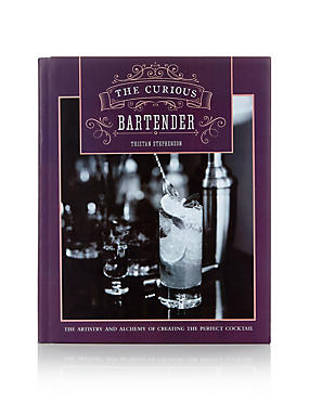 Curious Bartender Book