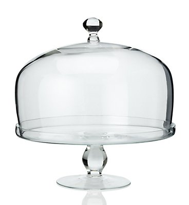 Cake Stand with Dome , , catlanding